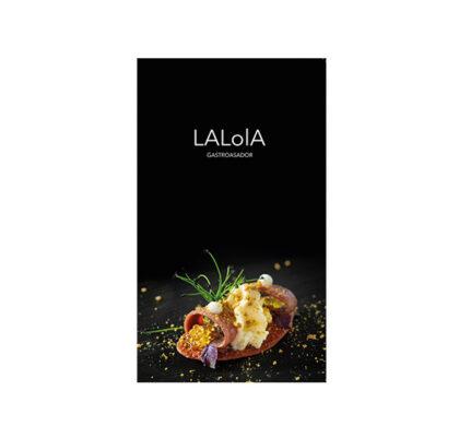 Carta Gastroasador La Lola